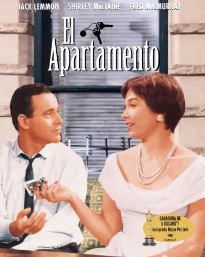 el apartamento cartel
